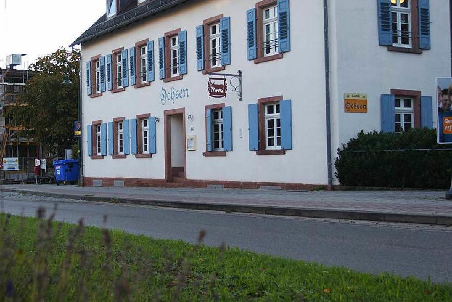 Gasthaus Ochsen (geschlossen) - Gundelfingen