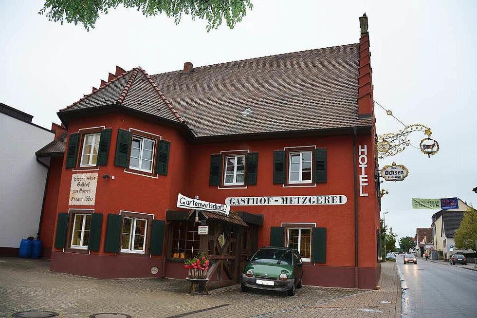 Gasthaus Ochsen (Wolfenweiler) - Schallstadt