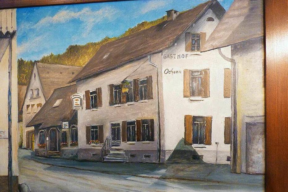 Gasthaus Ochsen Tegernau - Kleines Wiesental