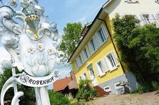 Kulturraum Rosenhof Tegernau