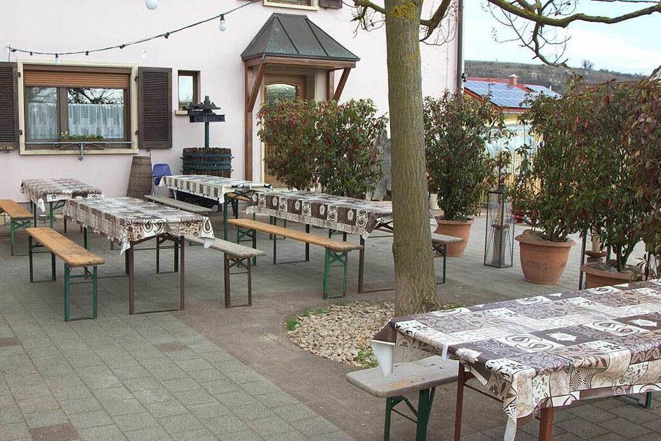 Strauße zum Poldi (Niederrimsingen) - Breisach