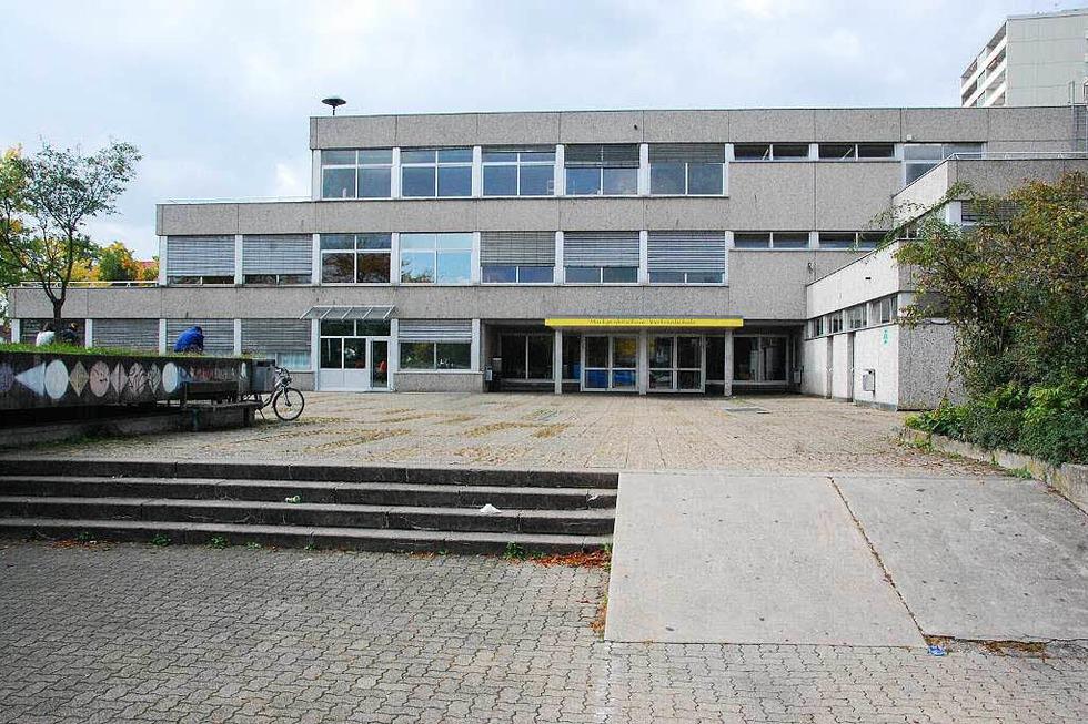 Markgrafenschule - Weil am Rhein
