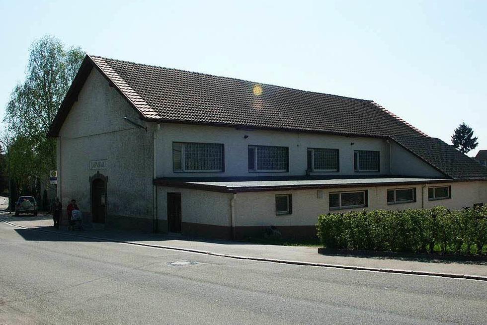 Jahnhalle - Steinen