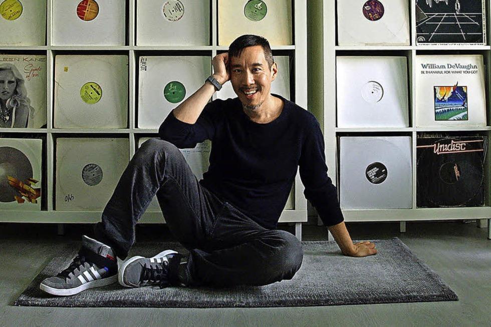 Daniel Wang in der Passage46 in Freiburg - Badische Zeitung TICKET