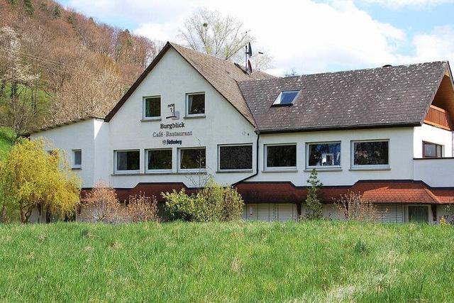 Café Burgblick Wildtal