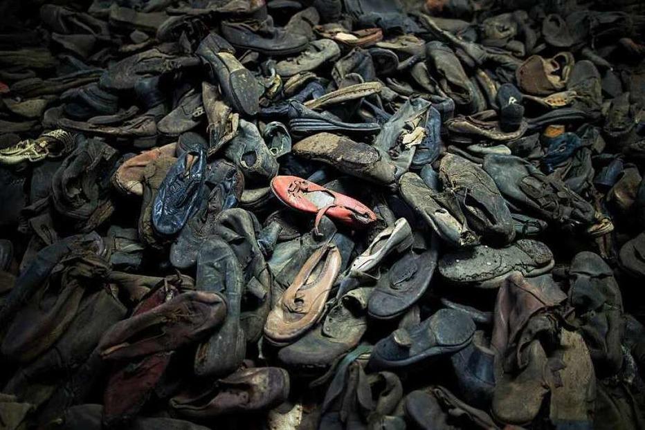 Fotos: Die Vernichtungsmaschinerie der Nazis – das KZ Auschwitz