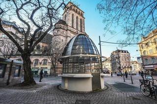 Église St-Pierre-le-Jeune