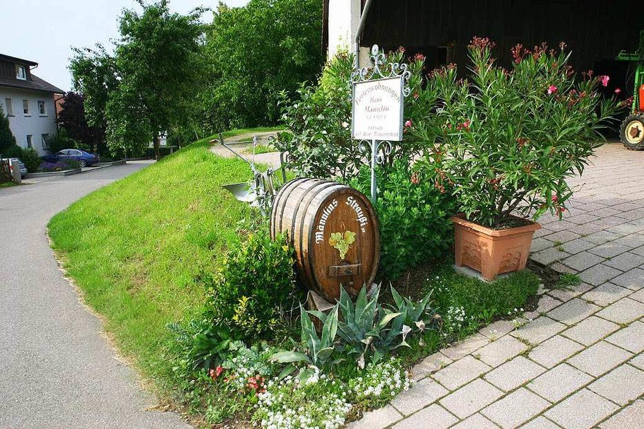 Männlins Straußwirtschaft (Bamlach) - Bad Bellingen