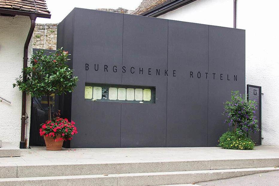 Burgschenke Rötteln - Lörrach