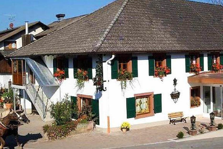 Hotel Krone (Wiechs) - Schopfheim