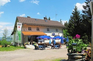 Rasthaus auf dem Hochfirst Neustadt
