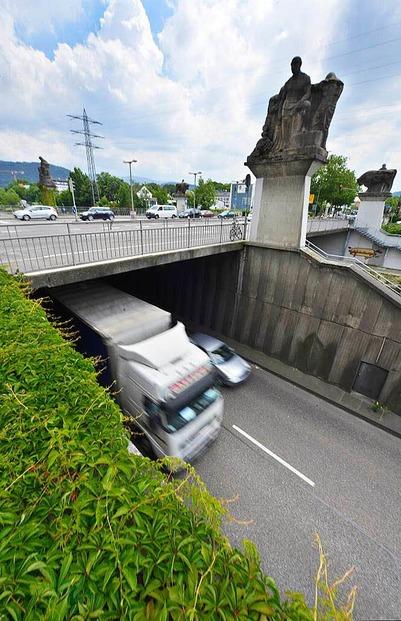 Ochsenbrücke - Freiburg