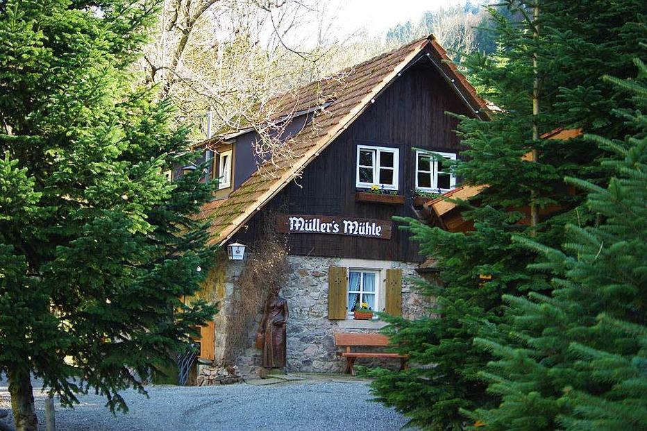 Müllers Mühle (Schwaibach) - Gengenbach