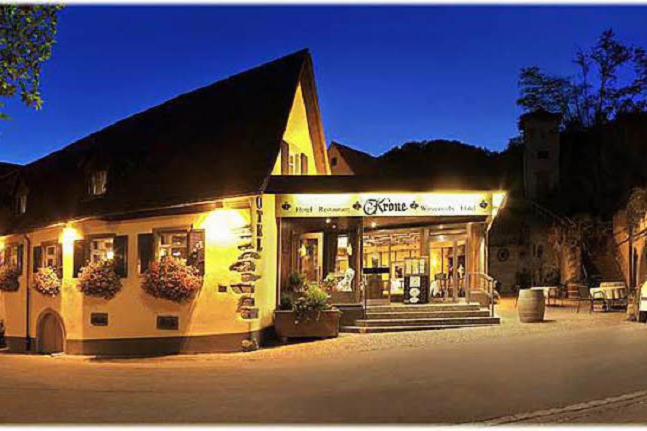 Restaurant Krone Achkarren - Vogtsburg