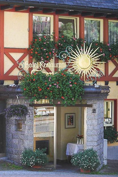Gasthaus Sonne - St. Peter