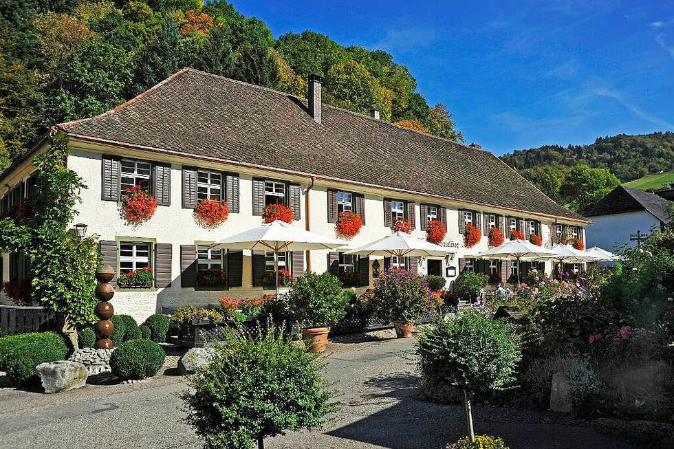 Romantikhotel Spielweg - Münstertal