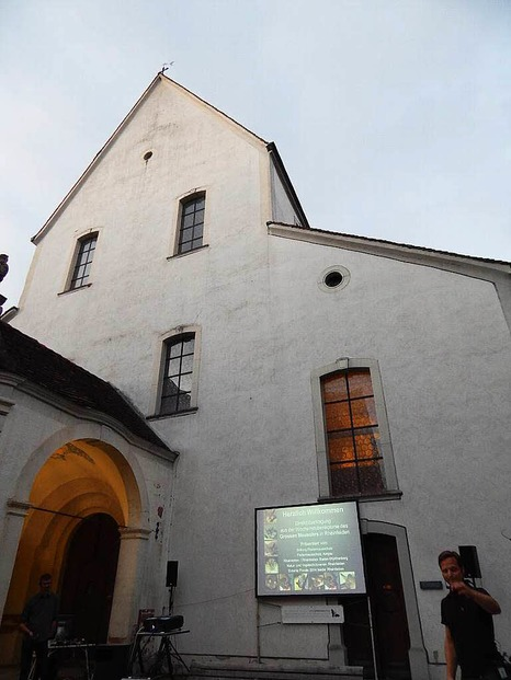 Stadtkirche St. Martin - Rheinfelden