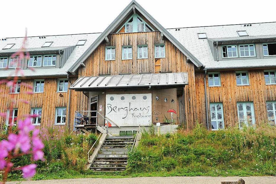 Berghaus auf dem Schauinsland - Münstertal