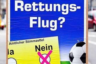 Stadionwahlkampf: Spiel mit den Gefühlen erwies sich als Eigentor