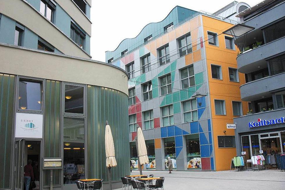 Café-Bistro Glashaus - Lörrach