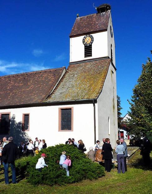 Ev. Kirche - Eimeldingen