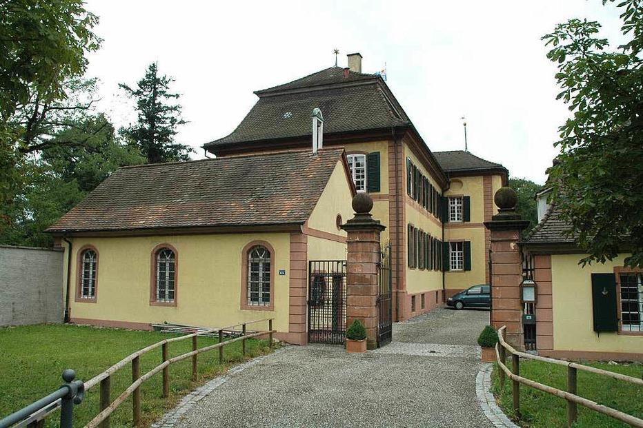 Schloss Ebnet - Freiburg