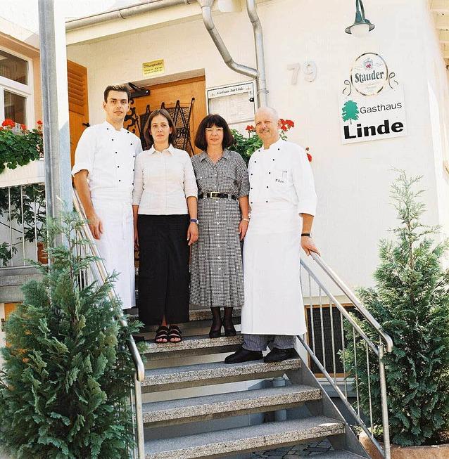 Gasthaus Linde (geschlossen) - Freiburg