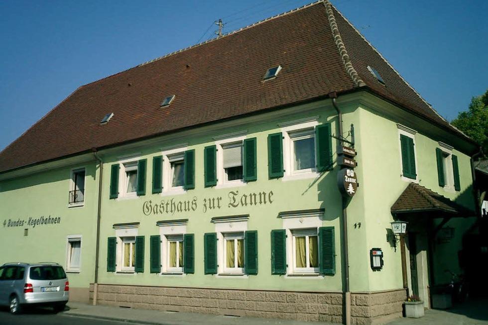 Gasthaus Tanne - Herbolzheim