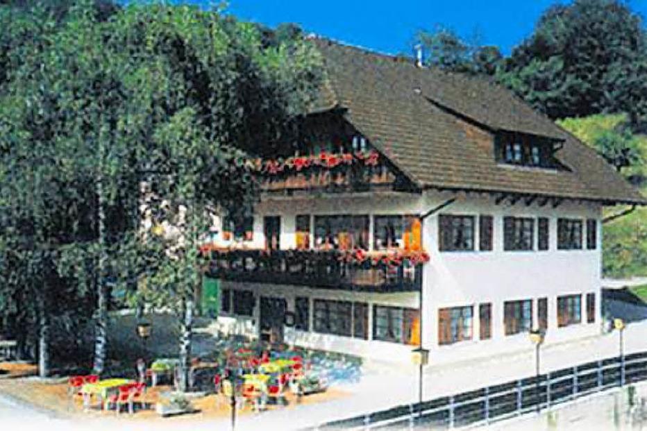 Gasthaus Tanne Lehnacker - Steinen