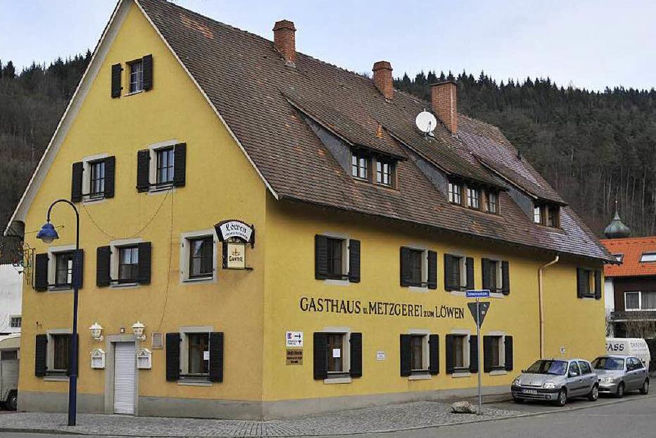 Gasthaus L�wen (Ebnet) - Freiburg