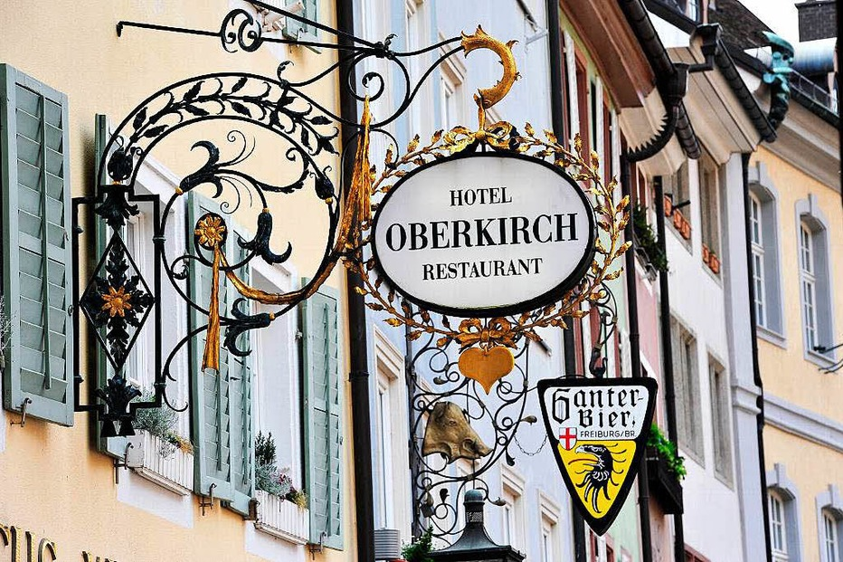Gasthaus Oberkirch - Freiburg