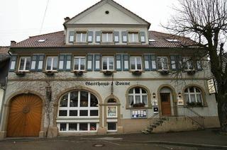 Gasthaus Sonne (Wasenweiler)