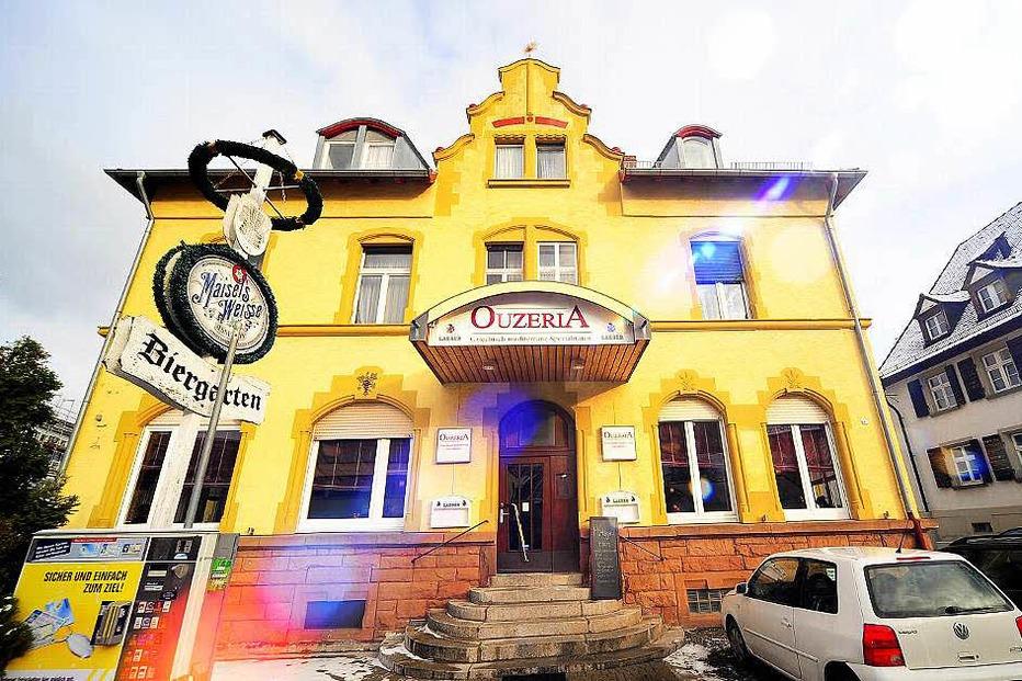 Ouzeria - Freiburg