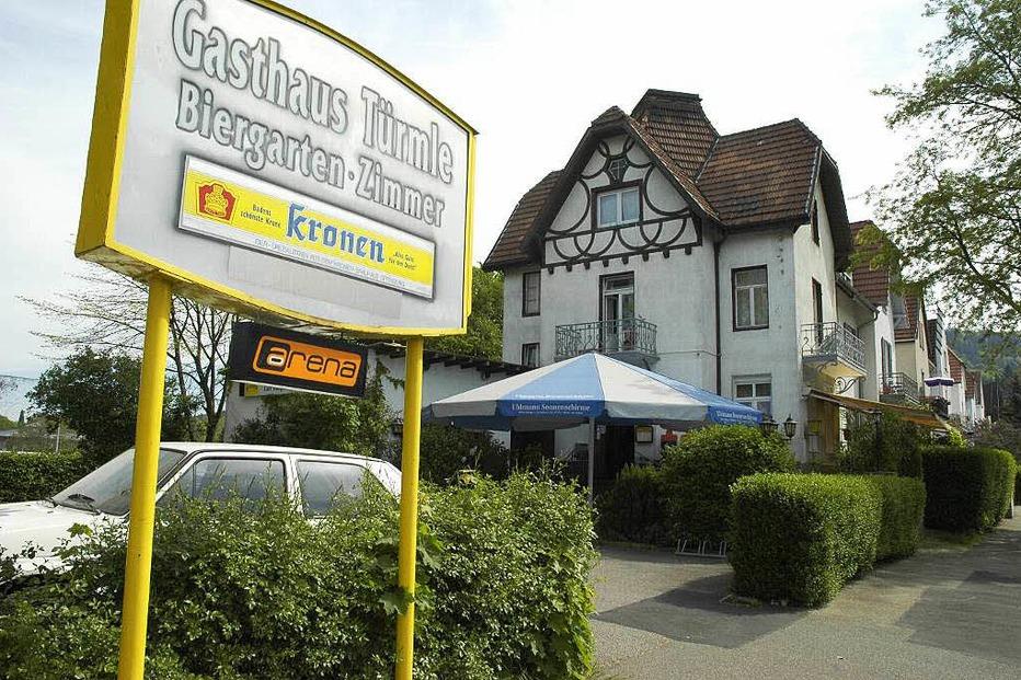 Gasthaus Türmle - Freiburg