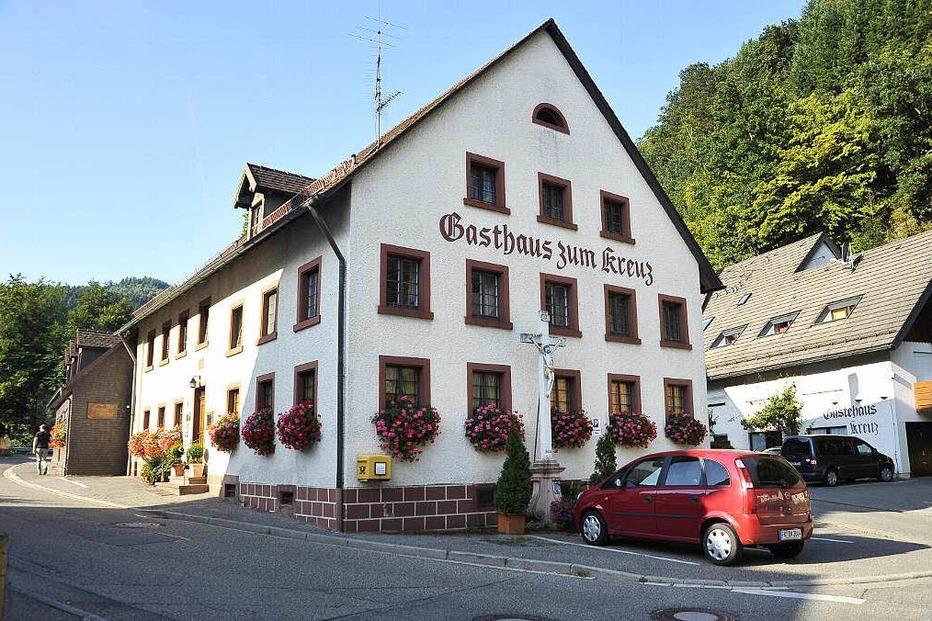 Gasthaus Zum Kreuz Kappel - Freiburg