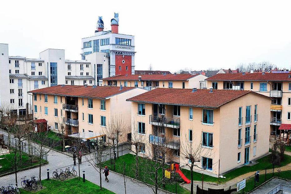 Haus der Generationen im St�hlinger - Freiburg