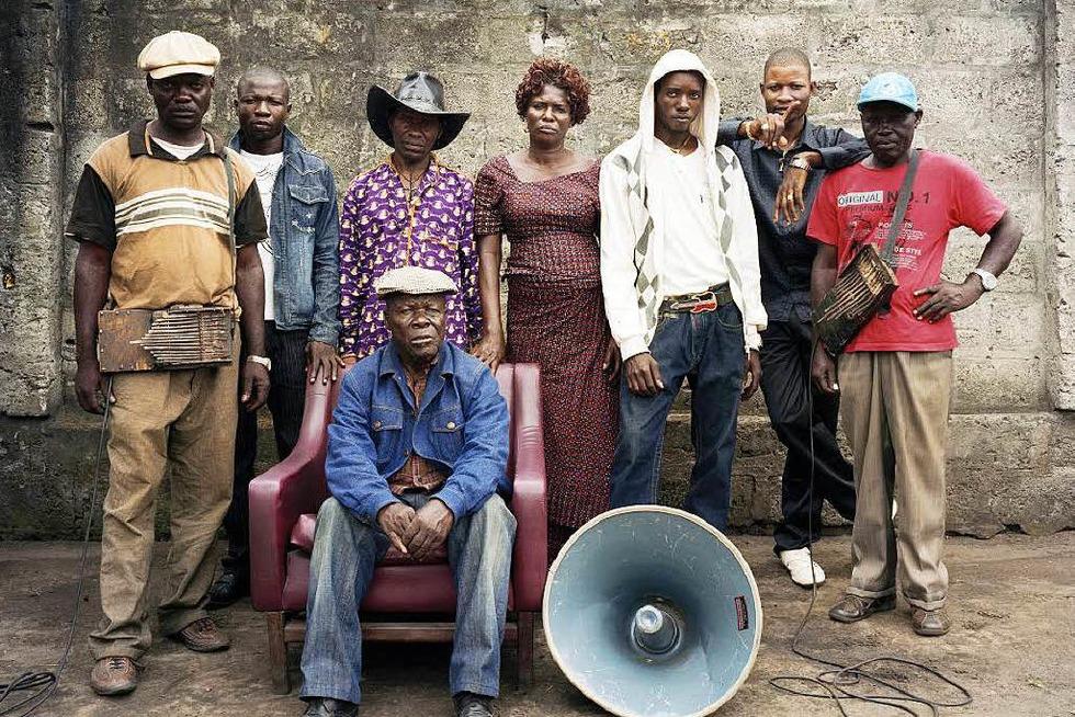 Die Band Konono No. 1 spielt in Basel - Badische Zeitung TICKET