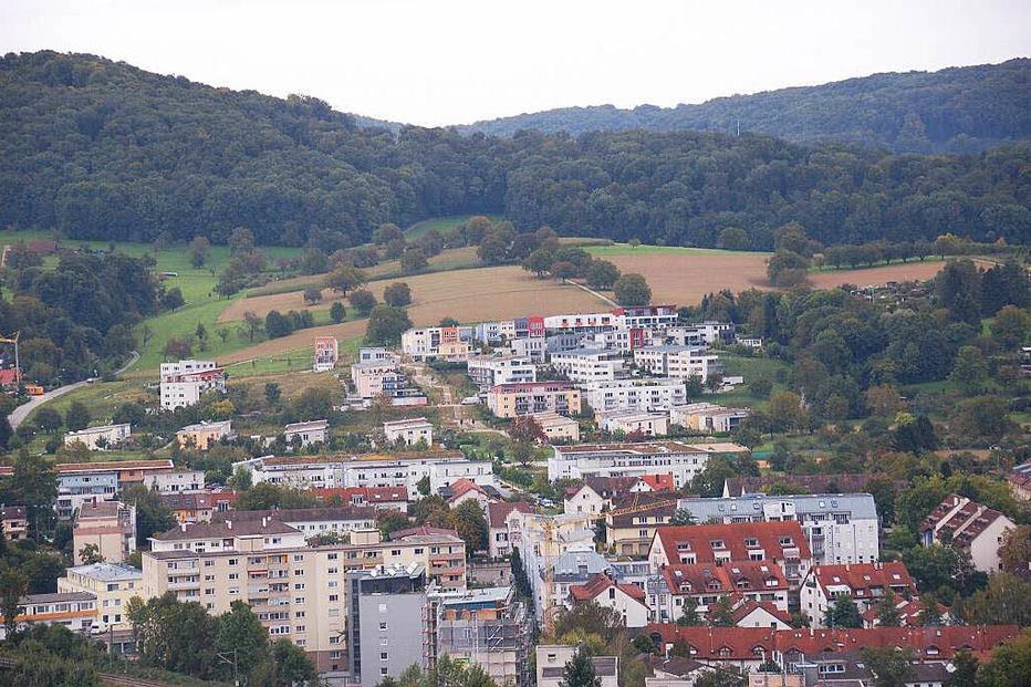 Maienbühl (Stetten) - Lörrach