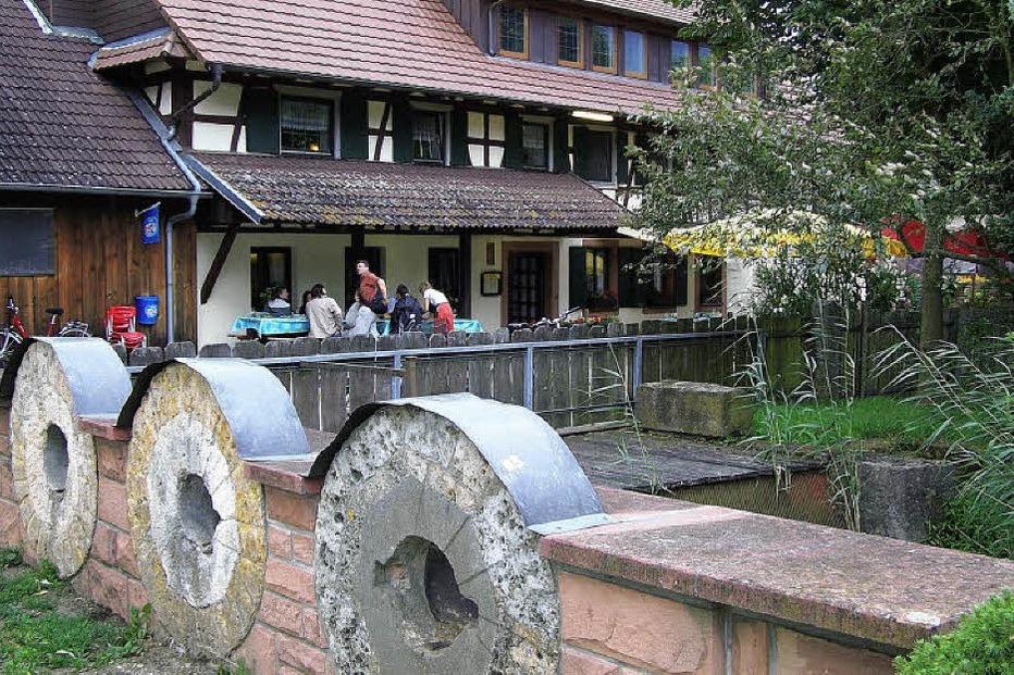 Schutterzeller Mühle - Neuried