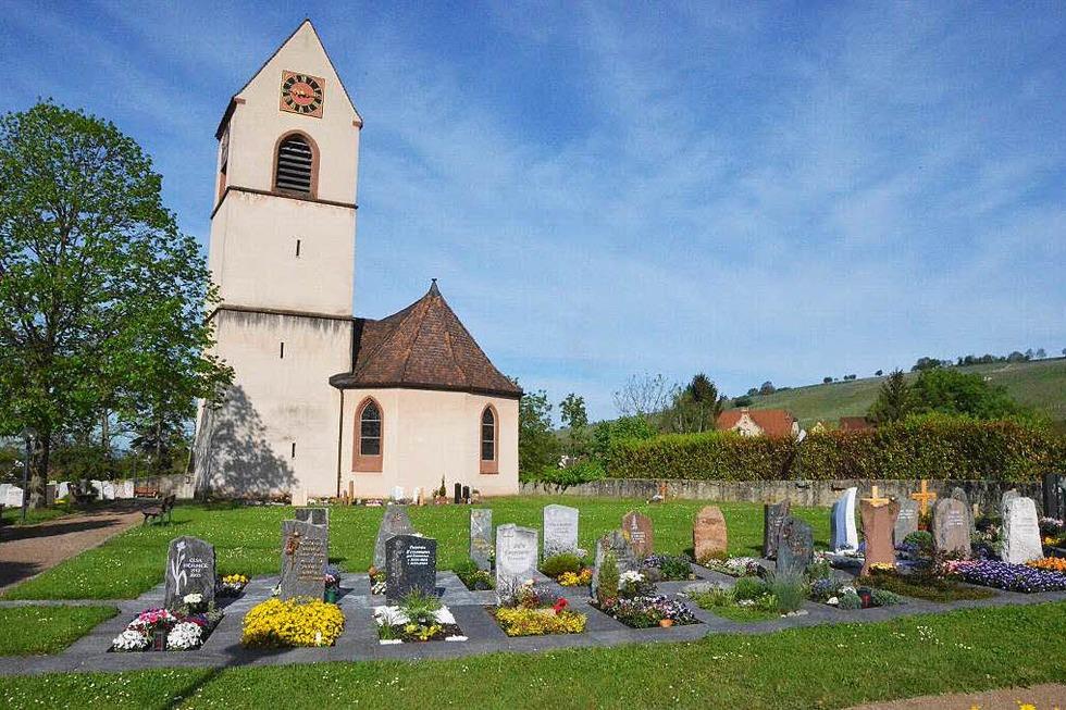 Lutherkirche - Efringen-Kirchen