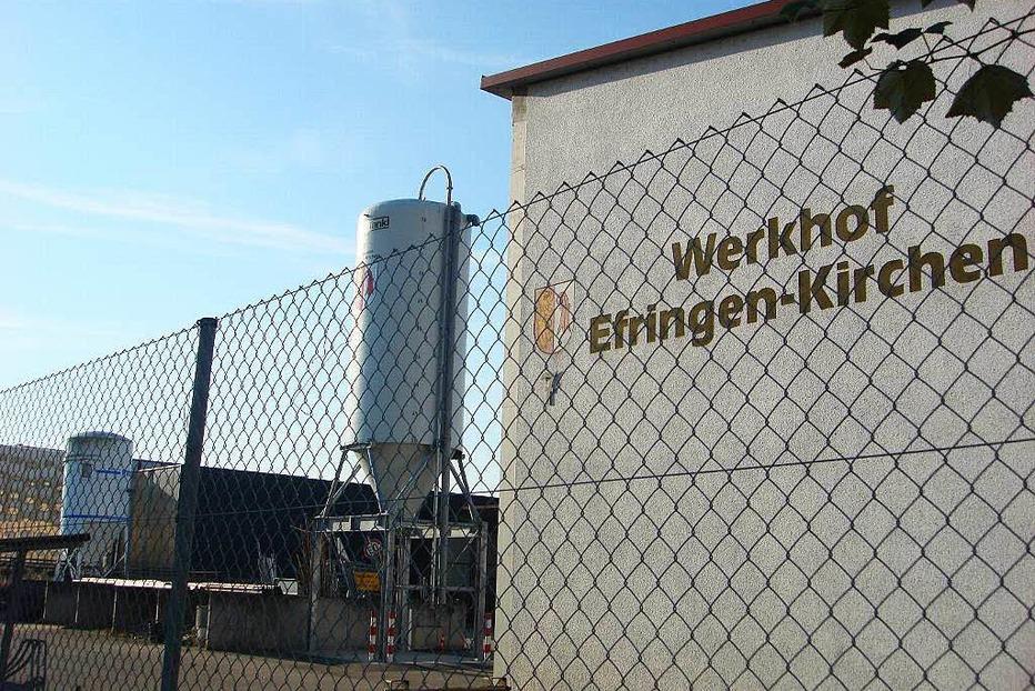 Werkhof - Efringen-Kirchen