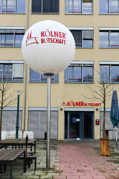 Restaurant K�lner Botschaft - Freiburg