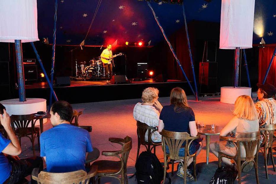 Zelt-Musik-Festival Fürstenbergzelt - Freiburg