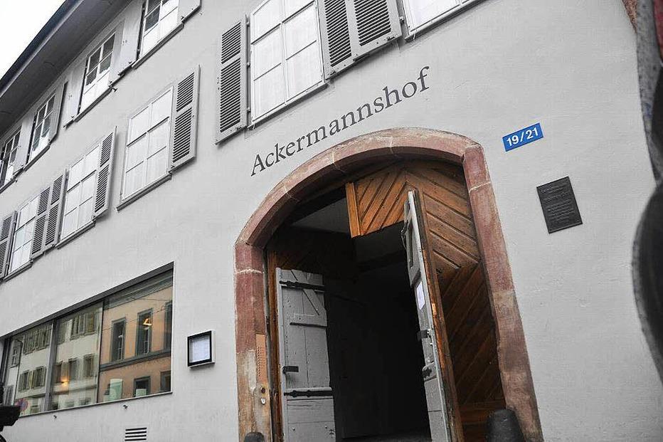 Ackermannshof - Basel