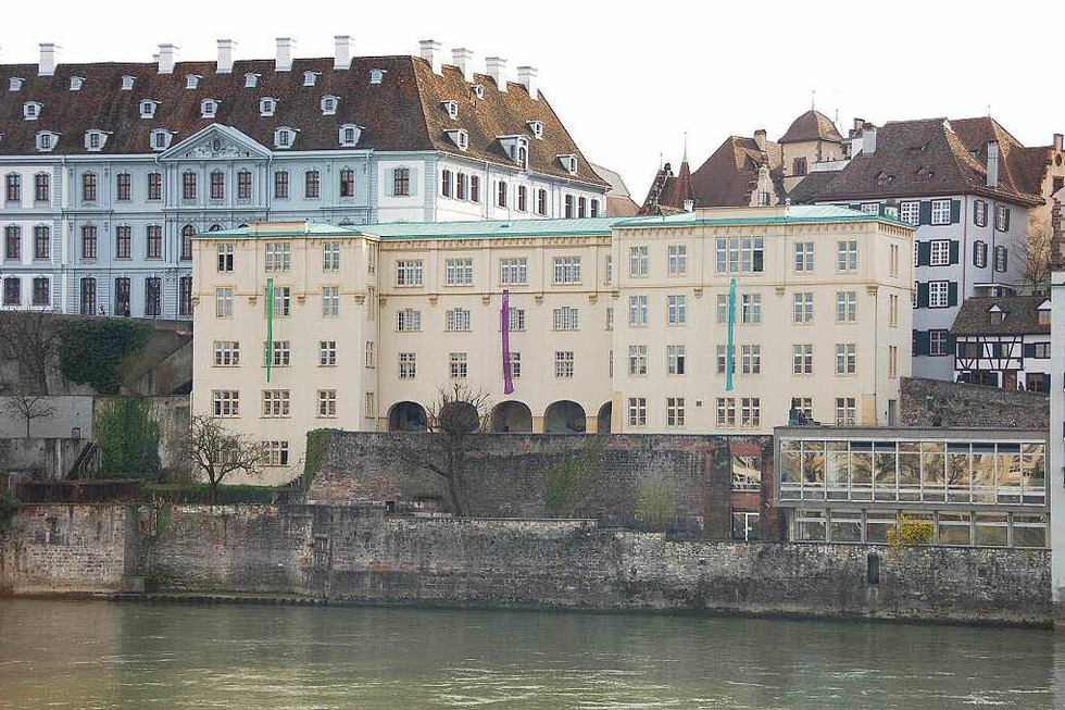 Alte Universität - Basel