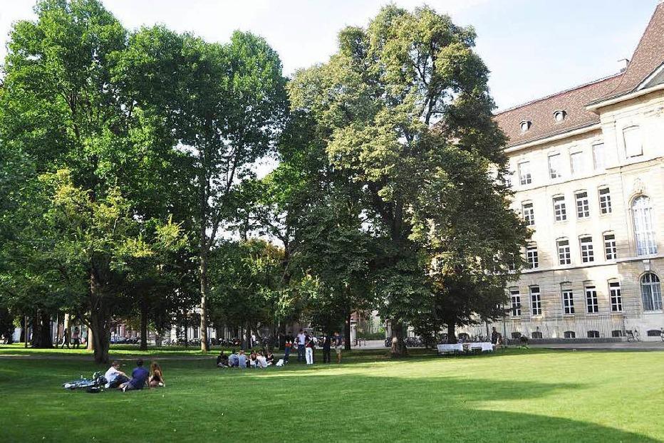 Elisabethenanlage - Basel