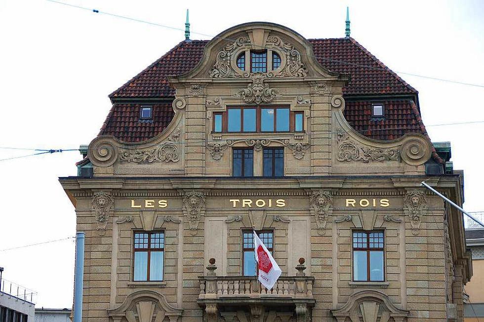 Hotel Drei Könige - Basel