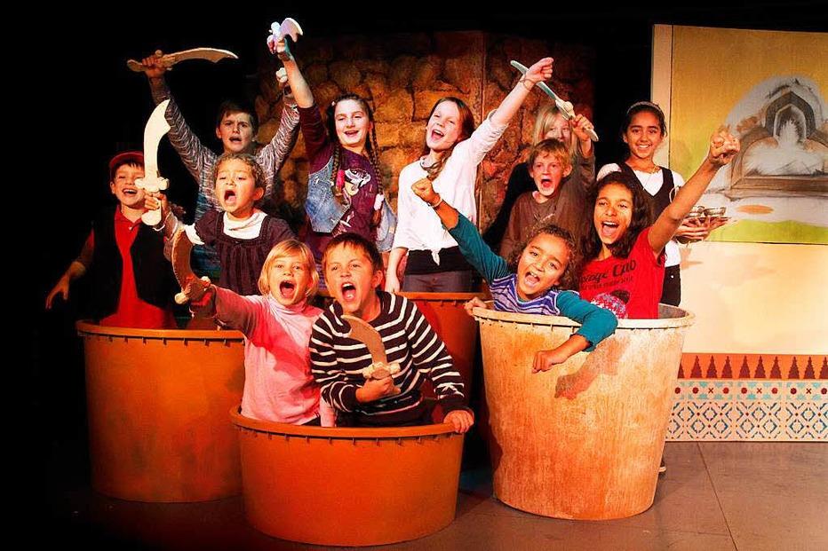 Kindertheater - Basel