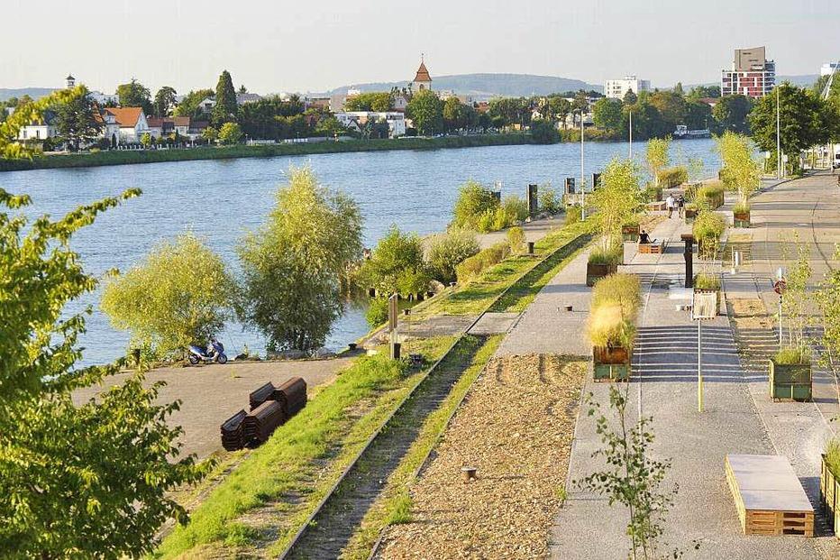 Klybeckquai - Basel