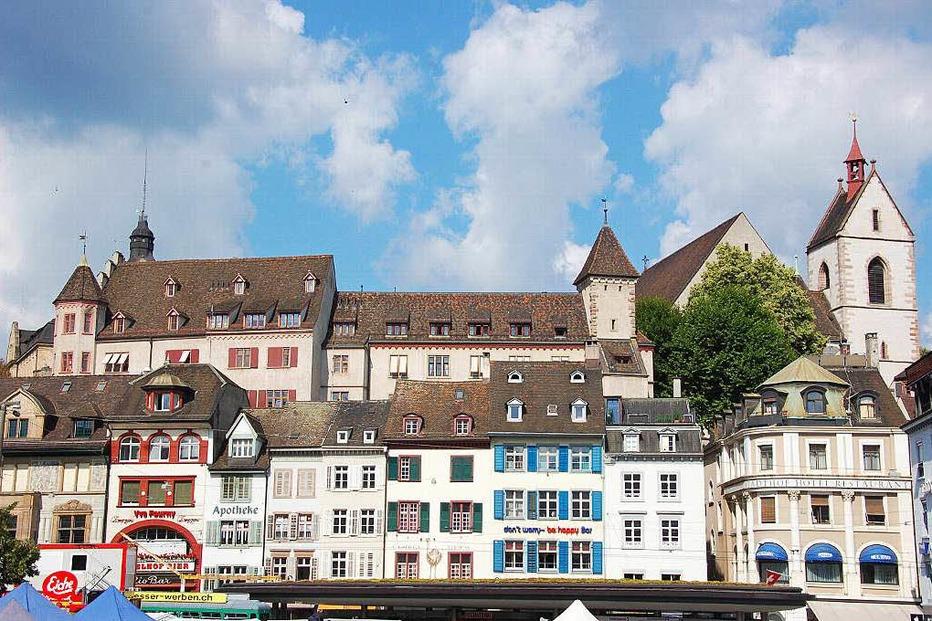 Leonhardskirche - Basel